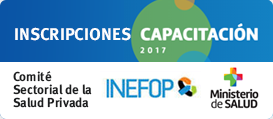 Inscripciones capacitación 2017