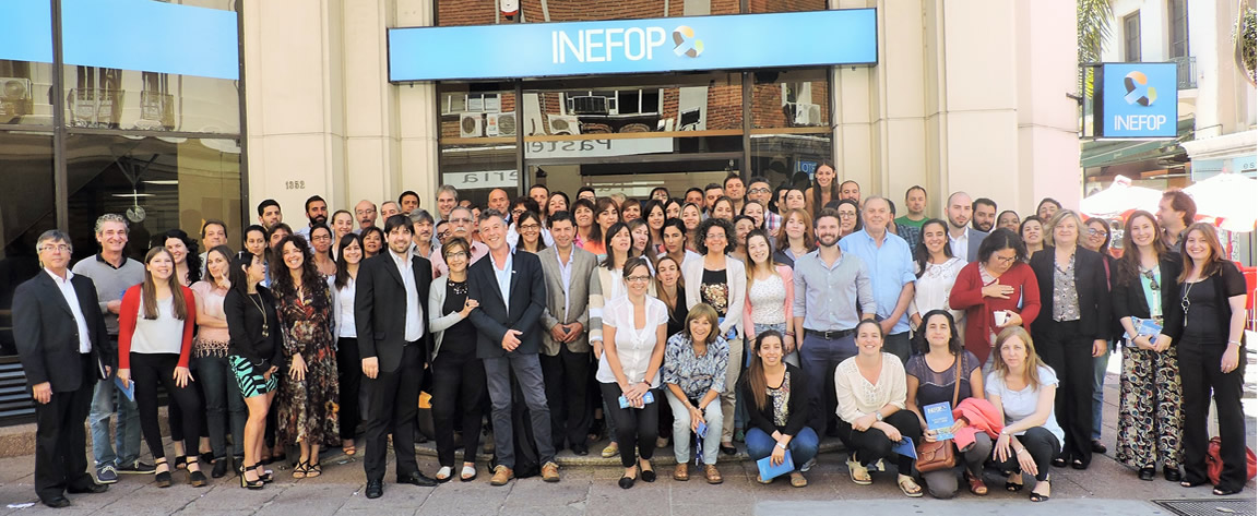 Equipo INEFOP