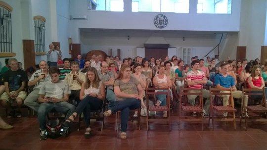 INEFOP entrega  certificados a más de 80 beneficiarios en el departamento de Flores