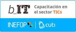 Capacitación en el sector TICs.