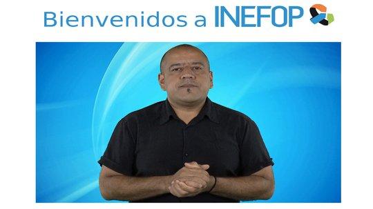 """Información sobre INEFOP para TODAS las personas mediante """"Realidad aumentada"""""""