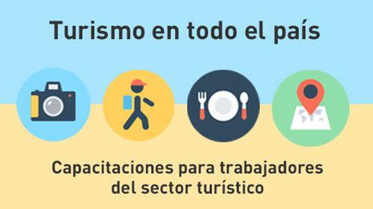 Turismo - Preinicios cursos Montevideo