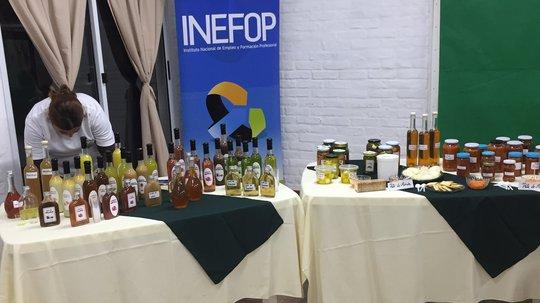 """INEFOP y MGAP  dan cierre al curso """"Envasado y conservas de frutas y hortalizas"""" en la ciudad de Libertad del departamento de San José"""