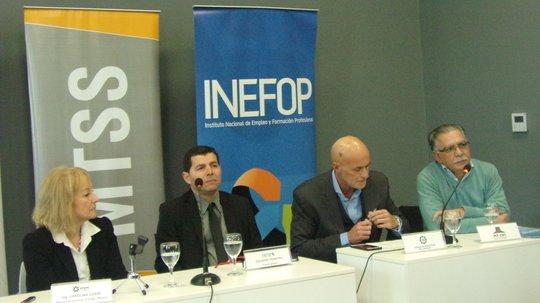 Operación INEFOP