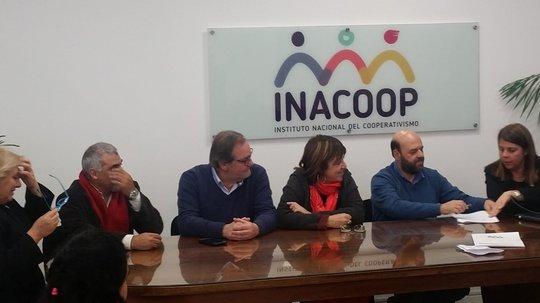 Se firmó acuerdo institucional para el trabajo cooperativo asociado a los cuidados