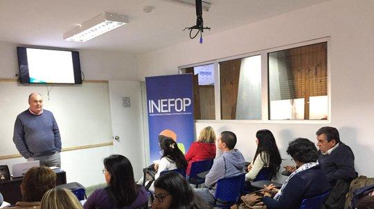 INEFOP brindó instancias de sensibilización sobre Discapacidad en Salto