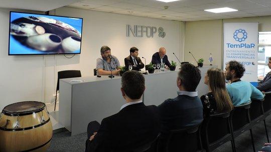 INEFOP realizó el lanzamiento del Proyecto Templar