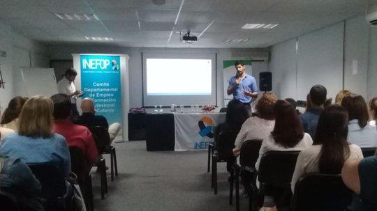 Jornada difusión de instrumentos de INEFOP para empresas