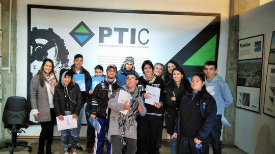 Talleres de Orientación laboral dictados por INEFOP en PTI Cerro
