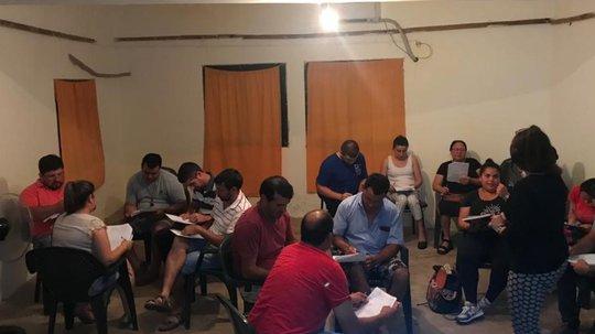 Rivera: INEFOP brindó taller de emprendedurismo en la localidad de Tranqueras