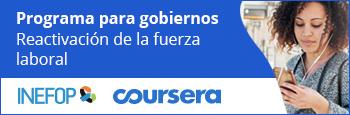INEFOP en Coursera: una nueva experiencia de aprendizaje en línea