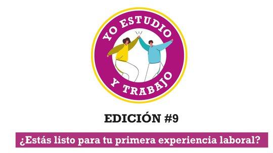 Se lanzó novena edición del programa Yo Estudio y Trabajo